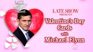 Michael Flynn Is Working Again, On His Valentine