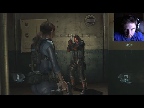 Resident Evil Revelations Demo Gameplay  PS3 XBOX PC