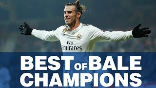 Gareth Bale's BEST Champions League moments at Real Madrid!