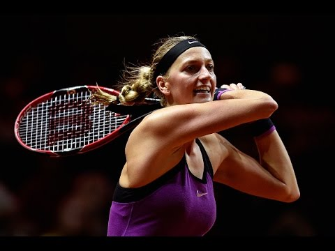 2016 Porsche Tennis Grand Prix Quarterfinals WTA Highlights