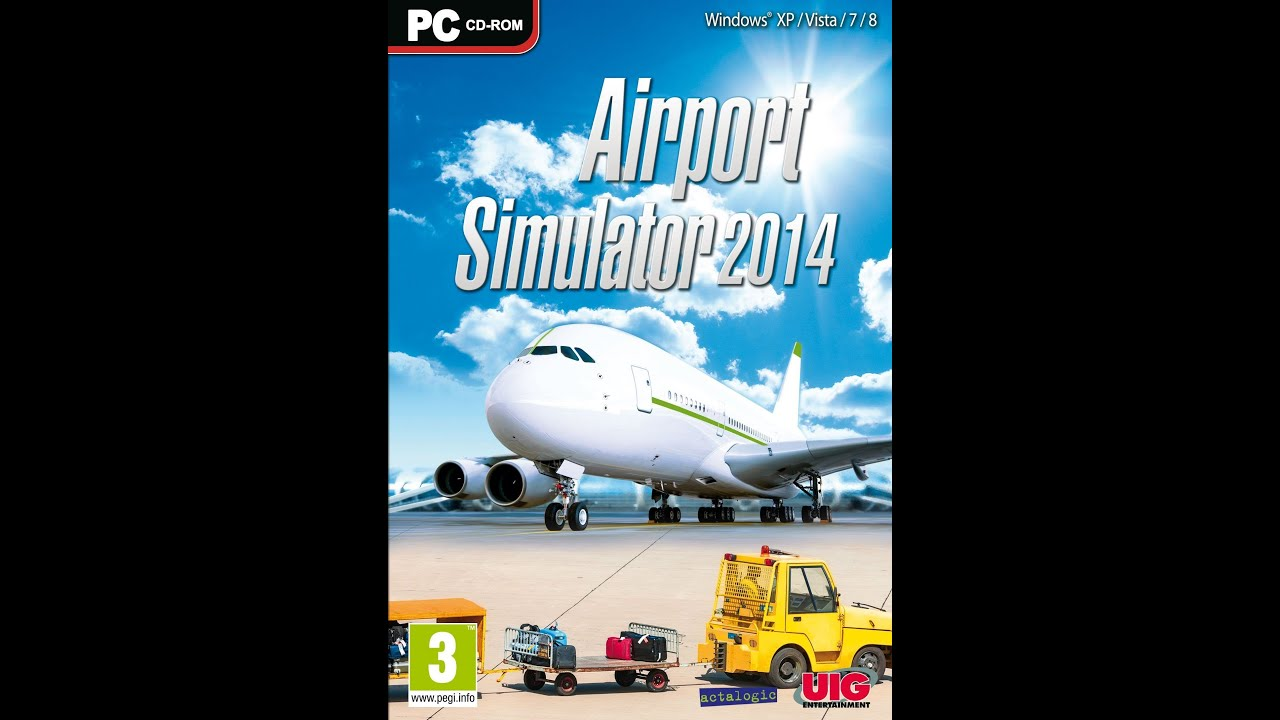 Airport Simulator 2014 Free Download