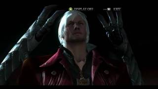 Devil May Cry 4 - Dante's Weapons *In HD