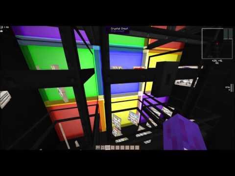 Minecraft Spacestation