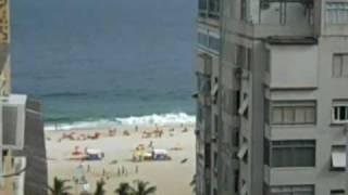 1 Bed Executive Rio Janero Apartment for Rent: Leme Copa