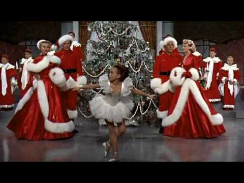 """White Christmas""  1954  Bing Crosby & Danny Kaye"