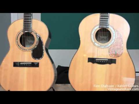 Finn Olafsson / Part 2 / Kehlet Guitars / Vintage Guitar Show Svendborg 2011 / Vintage&RareTV
