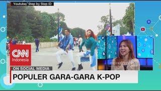 Belajar Kaya dari Korea, Populer dengan K-Pop; Youtuber Natya Shina
