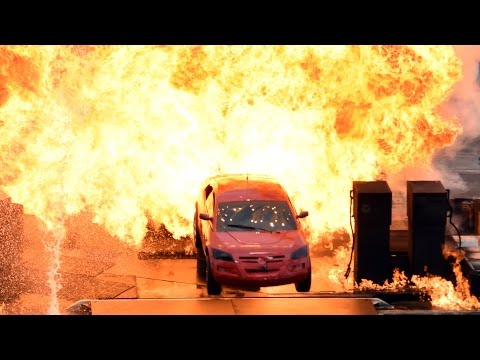 Lights, Motors, Action! Extreme Stunt Show, FULL Emotional Final Show, Disney's Hollywood Studios