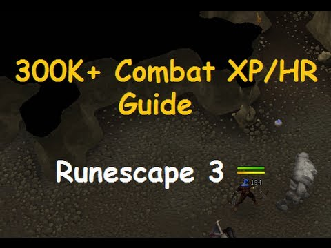 300K+ Combat XP/HR – Runescape 3 Guide 2014