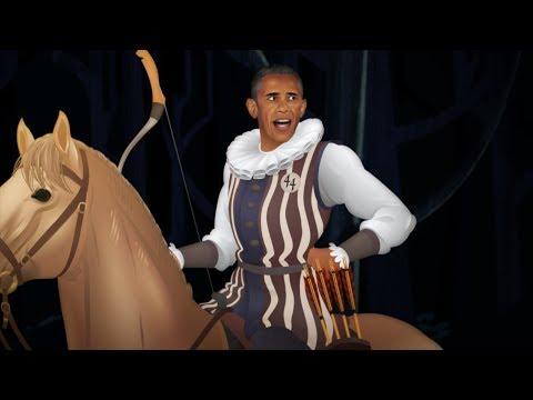 Game Of Zones Ial Barack Obama Invades Goz To Save