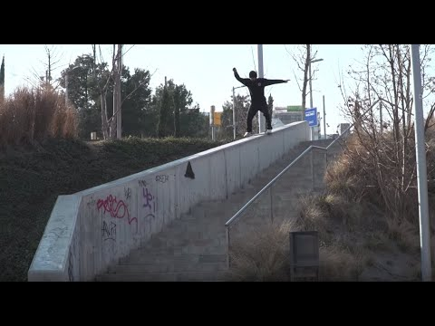 Chris Haslam 2019 Independent Trucks Part