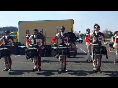 Tyler Junior College Drumline 2014