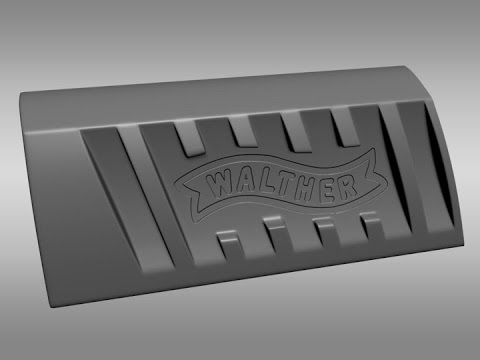 Request - Walther P22 Slide details and Logo