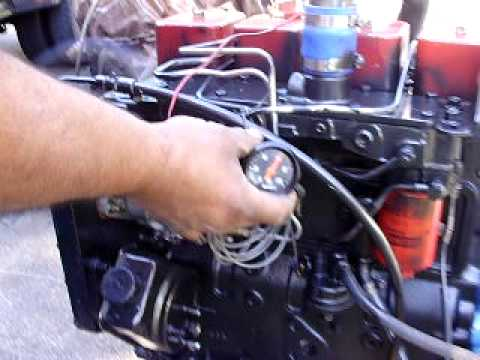 Cummins 4BT Diesel Engine