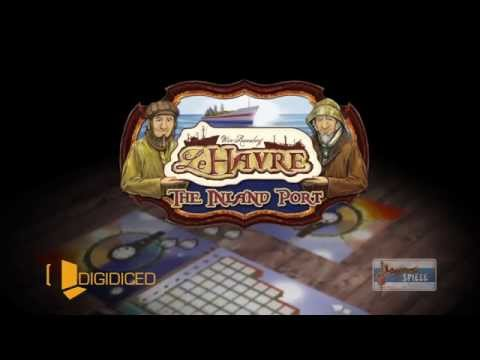 Le Havre: The Inland Port APK Cover