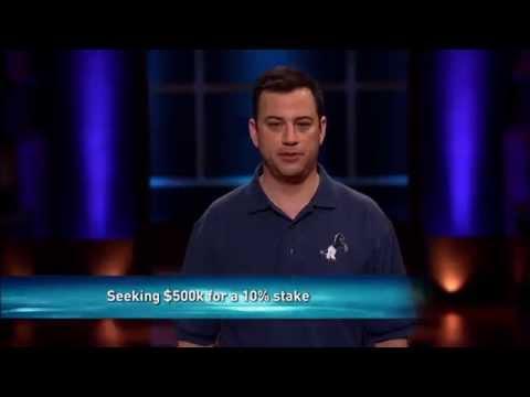 Jimmy Kimmel's Pitch on Shark Tank