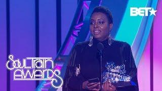 Ledisi Wins The Soul Train Certified Award | Soul Train Awards 2018