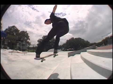 Josiah Gatlyn at Hammocks Park