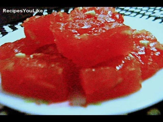 sddefault Bombay Karachi Halwa   By Chef Sanjay Thumma