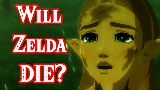 Breath of the Wild Sequel Theory - Zelda and Link DIE?