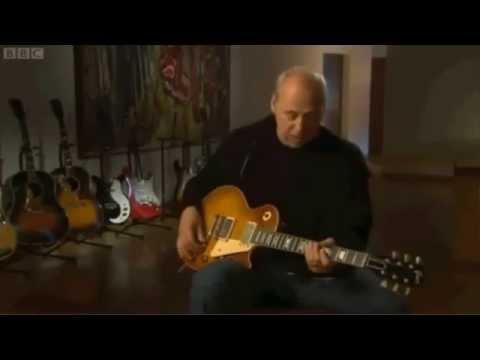 Mark Knopfler - Money for nothing (Gibson Les Paul)