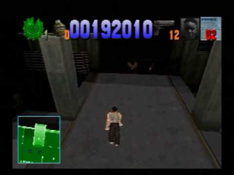 Die Hard Trilogy (Sega Saturn) Gameplay (Die Hard)