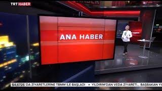 TRT Haber Ana Haber Bülteni 03.07.2018