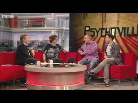 Reece Shearsmith and Steve Pemberton on BBC Breakfast 17/06/09 Video