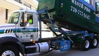 Waste Pro USA Atlanta Recycling