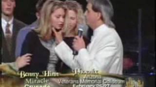 Benny Hinn - Live Display of Miracle Healing