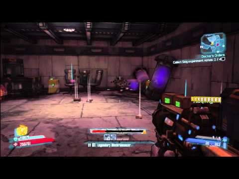 Borderlands 2 legendary Loot midget, drops me more then I can wish for! (UVHM)