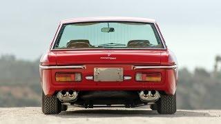 #LAMBORGHINI ISLERO 400 GTS SUPER CAR 1969 #ITALY