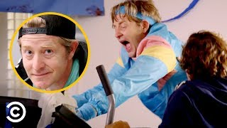 Jason Nash Almost Dies Attempting a Marathon - Second Chances with Jason Nash