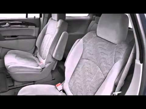 2013 Buick Enclave Video