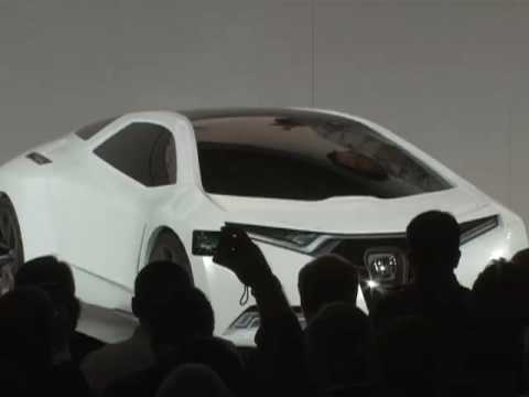 Honda FC Sport Press Reveal