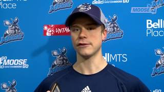 POST-GAME | Eric Comrie
