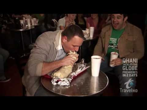 Burritos Colorados - One Man Show