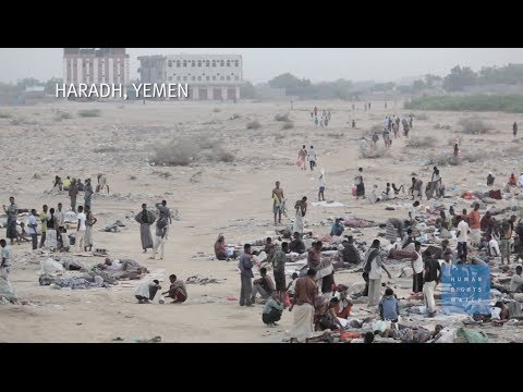 Yemen: Migrants Held at 'Torture Camps'