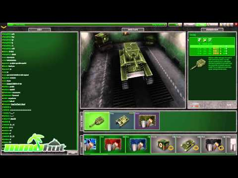 Tanki Online Gameplay - First Look HD
