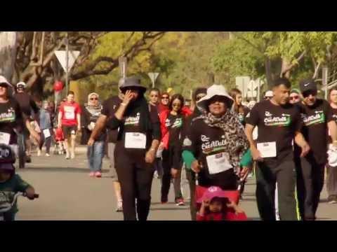 CresWalk 2014 - Race for Gaza Muslim Aid Australia
