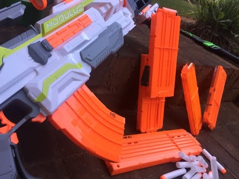Honest Review: The Nerf Modulus Flip-Clip Kit (Worth the price???)