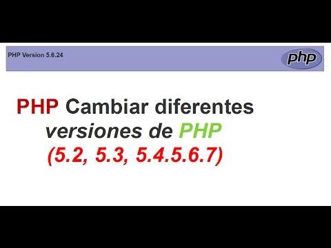 Cómo Actualizar/Cambiar tu versión de PHP Manualmente un tu cPanel.