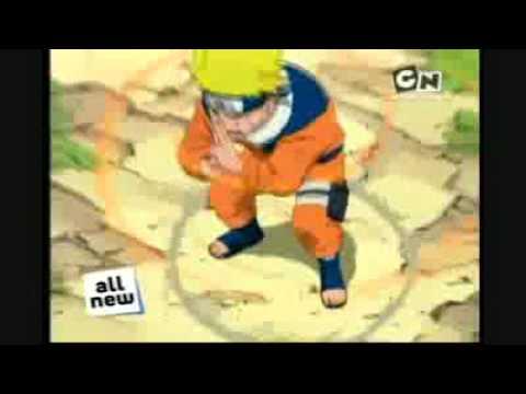 Cartoon Network - Naruto (promo) video