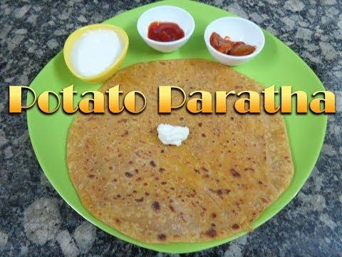 Potato Paratha