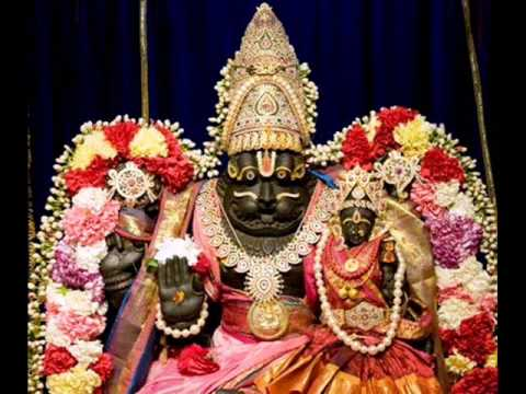 Most Powerful Stotram - Sri Lakshmi Narasimha Ashtothara Shathanama...