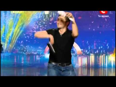 Ukraine's Got Talent - World's Best Bartender