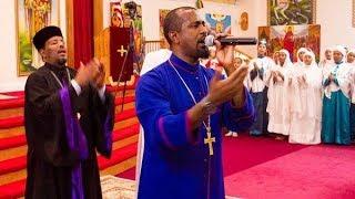 Ethiopian Orthodox Tewahedo Mezmur Zemari Deacon Tewodros Yosef  Dingil Fetariwan Weledechiw