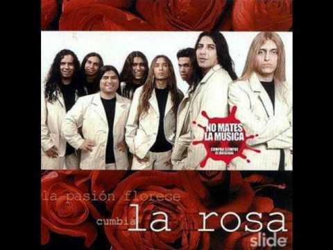 La Rosa Cuanto Me Cuesta Vivir Sin Ti!!! video