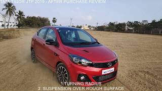 After Purchase Detailed Review of Tata Tiago Tigor JTP- Promo
