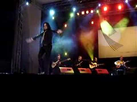 Live from Skopje Jazz Festival 2007. Juan Carmona and his flamenco band.